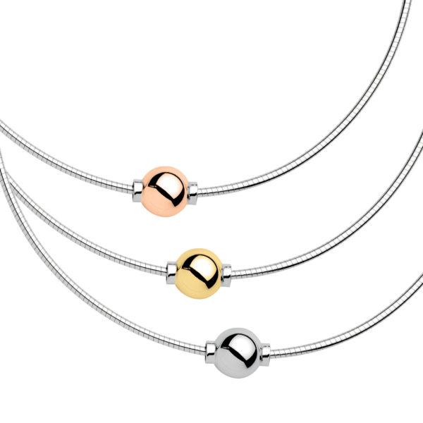 Classic Cape Cod Necklace - Omega Chain