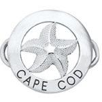 Cape Cod Starfish Clasp