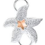 14K Rose Gold Starfish Clasp